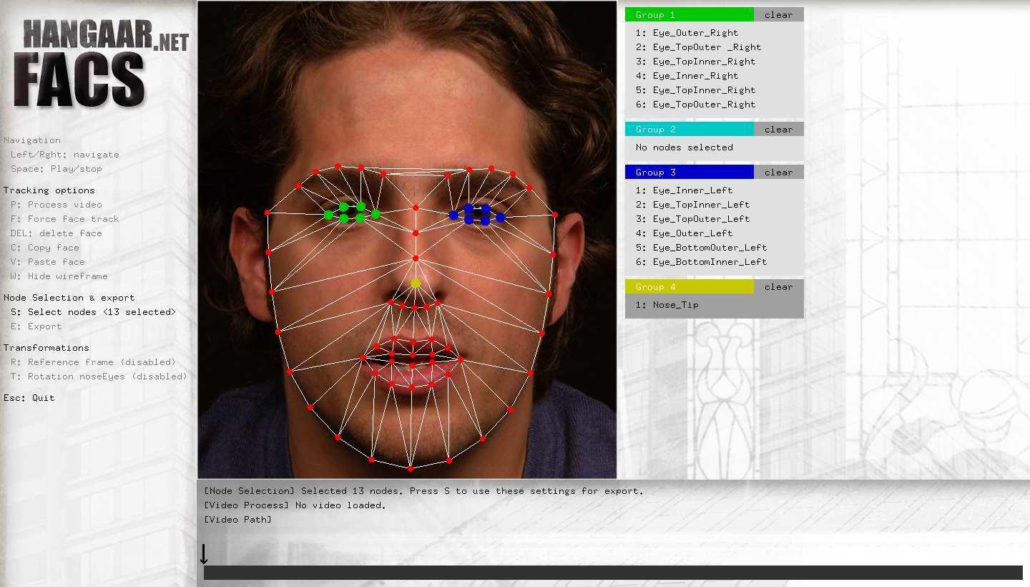 Facial animation system
